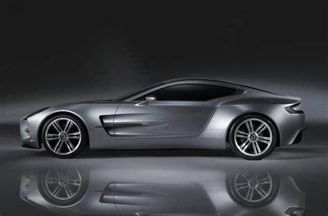AUSmotive.com » Geneva 2009 - Aston Martin One-77