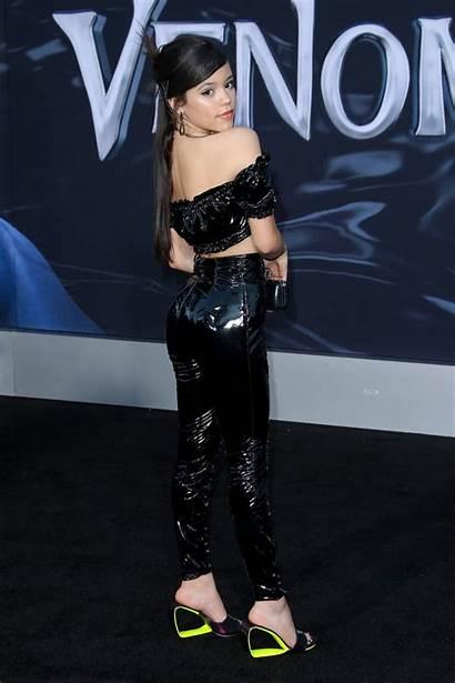 Jenna Ortega Venom Premiere Outfits Attends Starlets