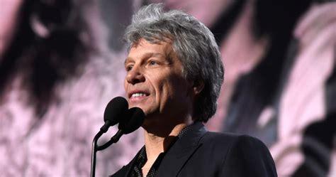Rock Hall Jon Bon Jovi His You Speech