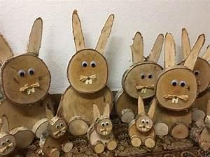 Deko Aus Holz : osterhasen aus holz deko ostern in bayern furth im wald basteln handarbeiten und ~ Orissabook.com Haus und Dekorationen