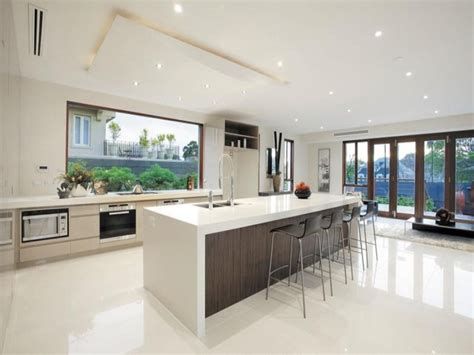 images  waterfall countertops  pinterest