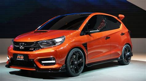 honda small rs concept  indonesias solution