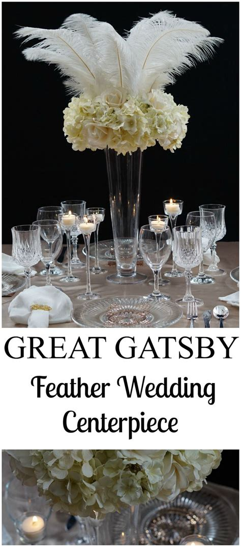 The 25+ best Feather wedding centerpieces ideas on