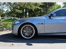 FS BMW F10 20inch BC Forged Wheels HB05S Used 500 Miles