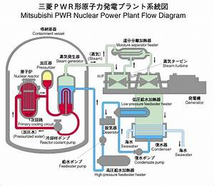 Pressurized Water Reactor  Pwr  Major Systems