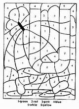 Coloriage Number Imprimer Code Coloring Worksheets Codes Numbers Simple Umbrella Worksheet Coloriages Secret Worksheeto Petits Via Resistor Mandala sketch template