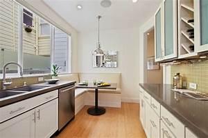 Kuchenbank ideales mobelstuck fur kleine kuchen for Kleine küche mit essplatz