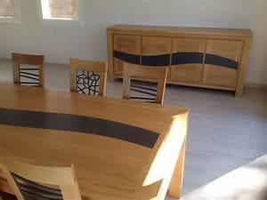fabricant meubles bois massif With fabricant de meubles contemporains