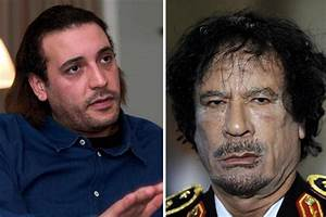 Colonel Gaddifi's son reportedly kidnapped | Daily Star