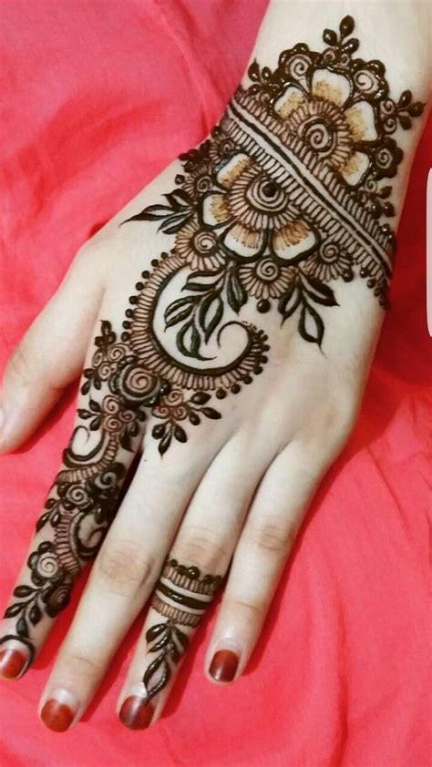 2509 Best Mehndi Designs Images On Pinterest  Henna Art