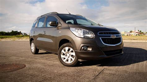 Chevrolet Spin 15 Ltz Review, Price, Specs, Drives