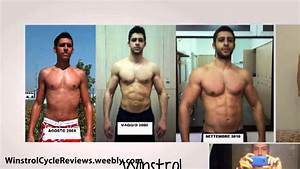 12 Week Testosterone And Winstrol Cycle