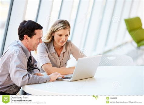 11220 business office photography business meeting around table in modern
