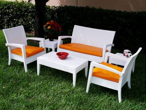7 stylish patio conversation sets for any garden