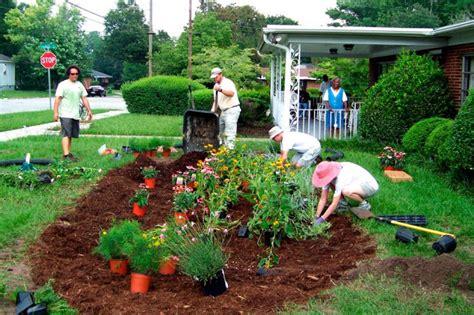 Am Besten Pflanzen Einen Garten Intensive Bepflanzung Im
