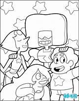 Coloring Pages Steven Universe Gemstone Printable Pearl Activities Adult Getcolorings Univ sketch template