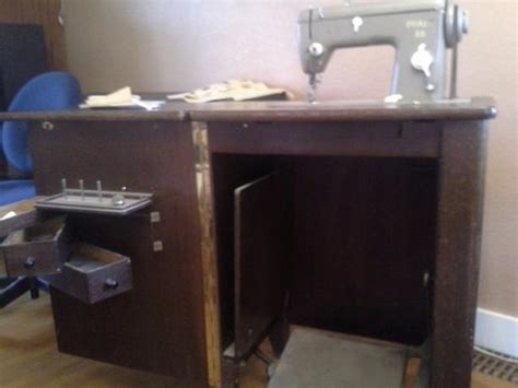 pfaff sewing machine cabinet pfaff 60 treadle sewing machine with cabinet saanich victoria