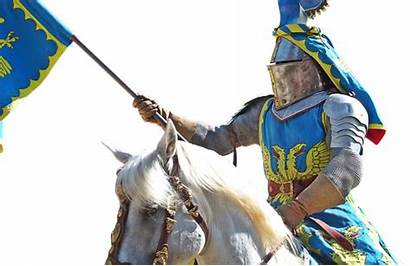 Knight Ridders Armor Ritter Tapfere Ridder Siglo