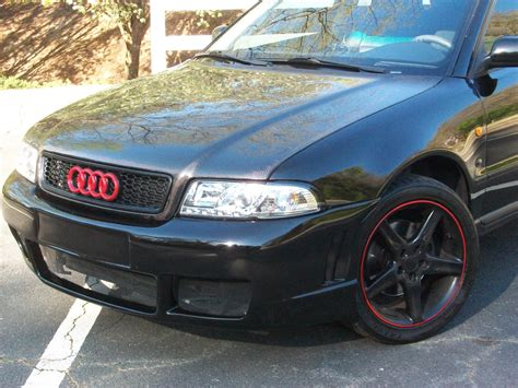 Audi A4 Modification by 97b5audia4 1997 Audi A4 Specs Photos Modification Info