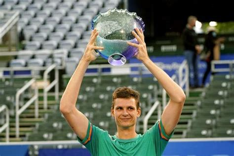 It was his mother and father krzysztof who were the first teachers. Hurkacz wins 2nd title, beating Korda in Delray Beach Open