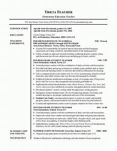 best teacher resumes best letter sample With best teacher resume examples