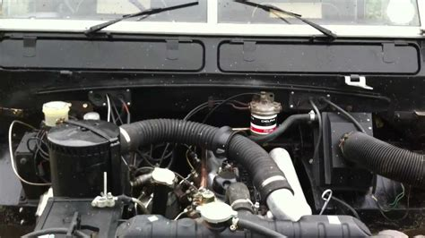 3 Series Engines by Land Rover Series 3 Engine Bay Restoration