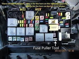 2010 Jeep Patriot Fuse Box Diagram