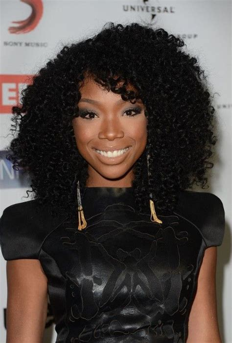 curly weave hairstyles for black women   2013 Long Black