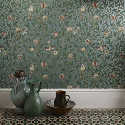 william morris wallpaper usa gallery