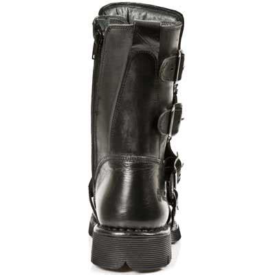 classic biker boots new rock boots classic biker boots m 1473 s1