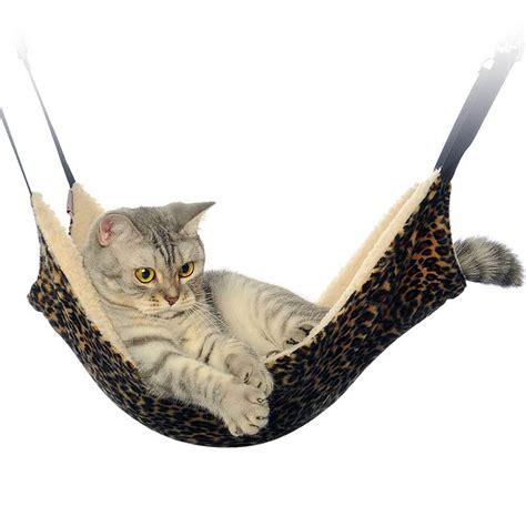 Cat In Hammock by Cat Hammock Leopard Print Bengal Cats