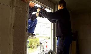 Fenster Einbauen Video : fenster einbauen im neubau anleitung mit bildern video ~ Orissabook.com Haus und Dekorationen