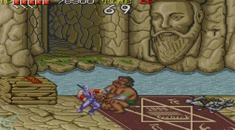Games Nobody Talks About Anymore Arcade Ninja Gaiden