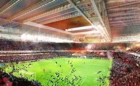 FOTO: Futbola stadioni Brazīlijā - krāšņums, elegance un ...