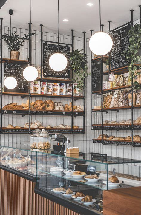 The indian market has seen a massive makeover in the way bakeries and coffee shops are being set up. Star Bakery   MODO architettura + design   Bakery design interior, Coffee shop design, Coffee ...