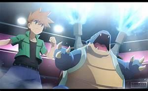 Pokemon Origins Fighting the best mission
