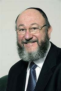 UK Chief Rabbi Mirvis: Middle East Situation 'Not an ...