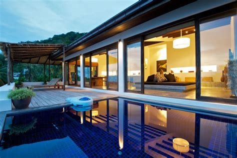 Tropical Villa by Travel Thursday Casas Sol Villas Thailand