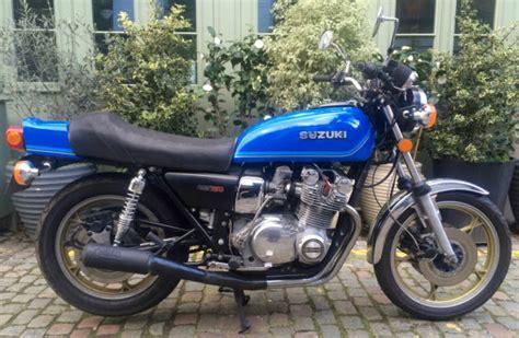 1978 Suzuki Gs750 For Sale by Suzuki Gs750 1978 V G C Mot D Gs Classic Investment