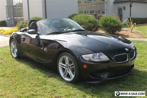 2007 Bmw Z4 M Roadster Convertible 2-door For Sale In