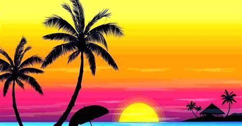 mewarnai pemandangan laut sketsa gambar pemandangan alam