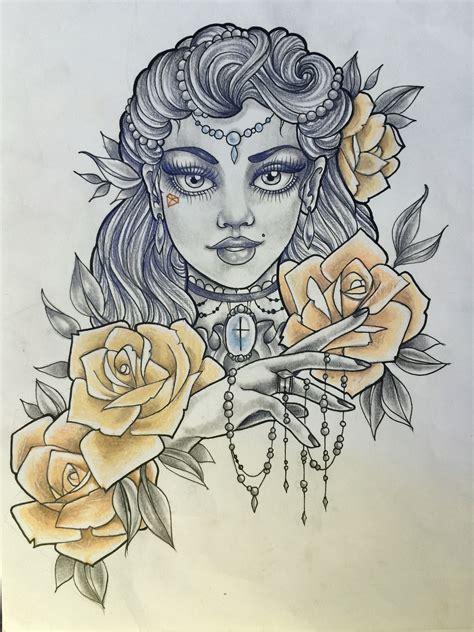 tatouage dessin poppy artiste tatoueur 224 avignon et orange
