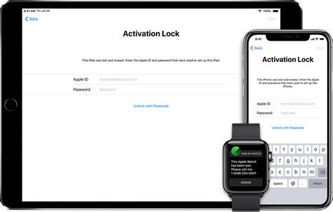 find  iphone activation lock apple support