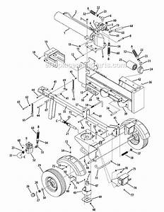 Mtd 24bf510b118 Parts List And Diagram