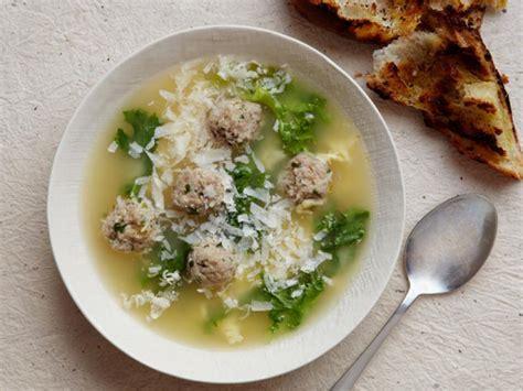 italian wedding soup recipe giada de laurentiis food