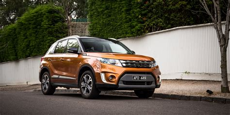 Suzuki Of by 2016 Suzuki Vitara Review Photos Caradvice