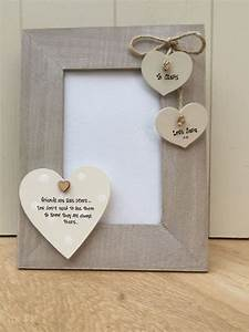 Shabby personalised Chic Photo Frame Special Best Friend ...
