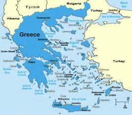 Image result for maps of greece and islands