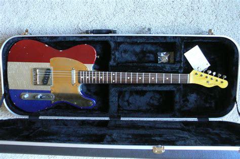 Boat Neck Guitar by Sold 2012 Bill Nash Buck Owens T 63 Usa Guitar Large V
