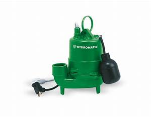 Sump Pumps Available
